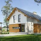 Entwurf Einfamilienhaus 120