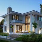 Entwurf Villa 200