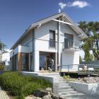 Entwurf Einfamilienhaus 160