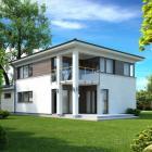 Entwurf Villa 140