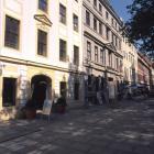 Sanierung Barockhäuser Hauptstrasse 9-19 in Dresden